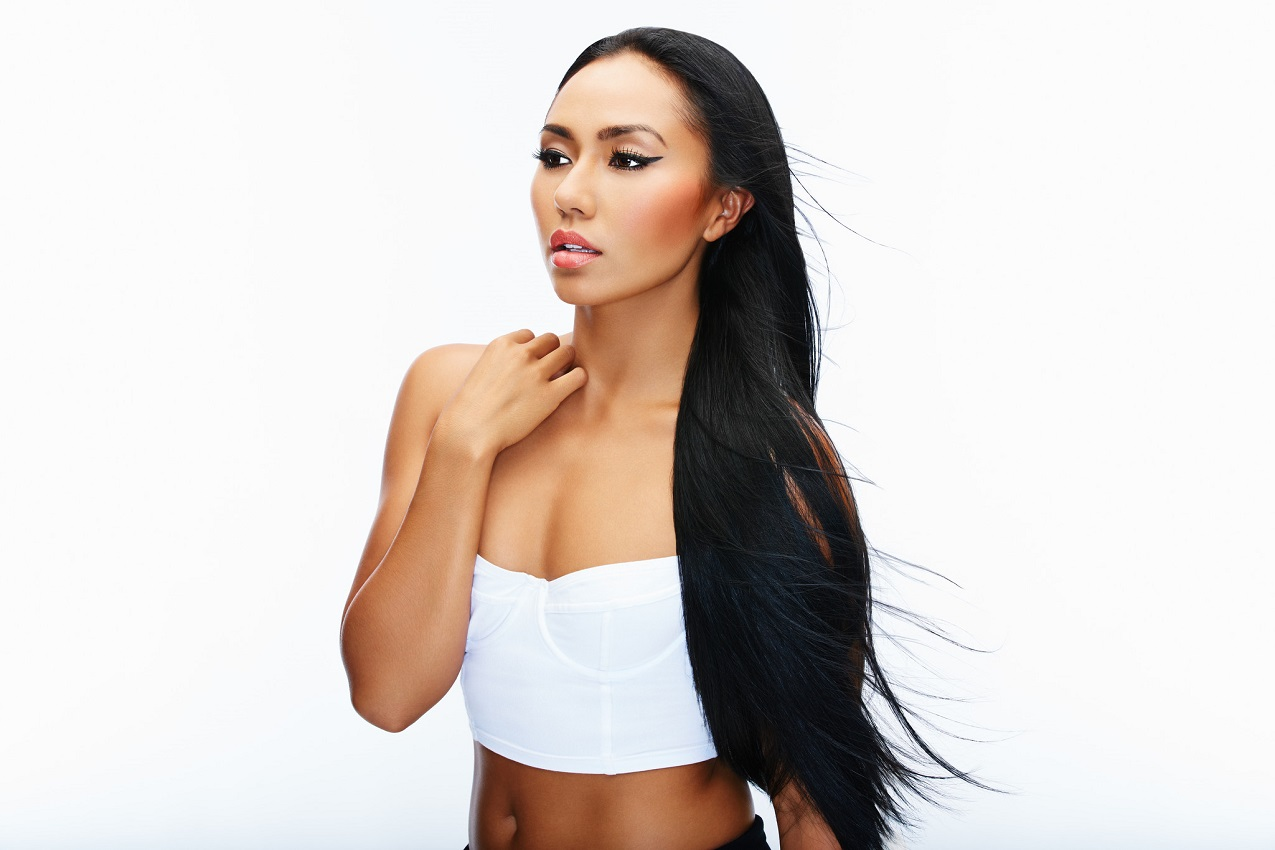 Virgin Remy Hair Weave Extensions Natural Straight